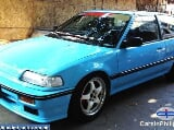 Photo Honda Civic Manual 1992
