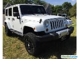 Photo Jeep Wrangler Automatic 2012