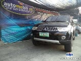 Photo Mitsubishi Montero Sport Manual 2012