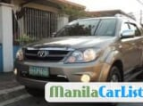 Photo Toyota Fortuner Automatic 2006