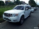 Photo Ford everest 2013 Manual