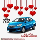 Photo Mitsubishi Mirage G4 start @ 1,000