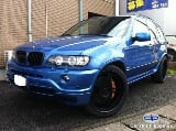 Photo BMW X Automatic 2003
