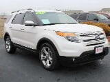 Photo 2011 Ford Explorer Limited SUV