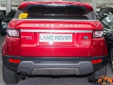 Photo Land Rover Range Rover Evoque 2013