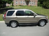 Photo Honda CRV automatic transmission color beige