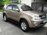Photo 2007 TOYOTA FORTUNER automatic to of the line...