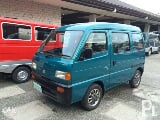 Photo Suzuki Multicab Van Family Van 4Wheels Motor