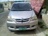 Photo Toyota avanza j 2007
