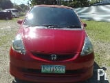 Photo Honda Fit 2004 (Red)
