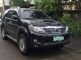 Photo Fortuner 2013 manual
