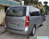 Photo Hyundai Starex Manual 2011