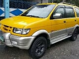 Photo 2002 isuzu crosswind xuv automatic
