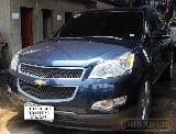 Photo Chevrolet Traverse 2012 Gas