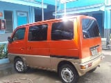 Photo MultiCab minivan body type. Scrum 12 valve engine