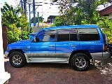 Photo Pajero Fieldmaster 4x4 Manual Super Select