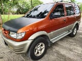 Photo Isuzu Crosswind XUV 2003MDL M/T Allpower...