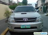 Photo Toyota Fortuner 2005