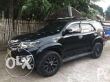 Photo Toyota fortuner 2012