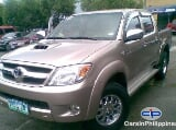 Photo Toyota Hilux Manual 2007