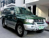 Photo 2003 Mitsubishi Pajero FILEDMASTER ralliart A/T...