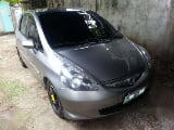 Photo Honda Jazz 2007 Cebu Unit 1.3 MT Gray For Sale