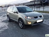 Photo Mitsubishi Outlander Manual 2007