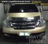 Photo 2008 Hyundai Starex TCi Manual Transmission Diesel