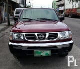 Photo Nissan frontier 2000 model? Bacolod City