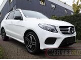 Photo Mercedes Benz GLE 350d 4Matic 2017 model