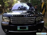 Photo Land Rover Range Rover Sport 2012