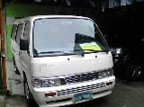 Photo Nissan urvan 2012 268, 000 php