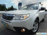 Photo Subaru Forester Automatic 2009