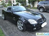 Photo Mercedes Benz SLK-Class Automatic 2002