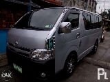 Photo Toyota hiace commuter
