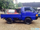 Photo Mitsubishi Delica Manual 2003