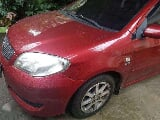 Photo Toyota Vios 2006 1.3 E Manual Red For Sale