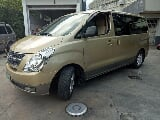 Photo Grand Starex 2008 Matic Diesel CRDI