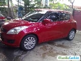 Photo Suzuki Swift Manual 2012