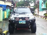 Photo Toyota Hilux Automatic 2012