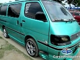 Photo Toyota Hiace Manual 1998