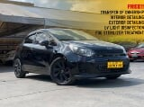 Photo Kia Rio EX Hatchback Auto