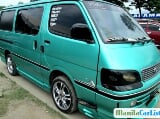 Photo Toyota Hiace 1998