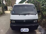Photo Toyota HiAce Commuter Van MT White For Sale