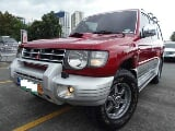 Photo Mitsubishi Pajero Ralliart Fieldmaster 2FAST4U