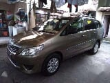 Photo 2013 Toyota Innova E good for sale