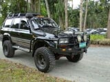 Photo Toyota landcruiser Lc80 / 100 hilux patrol Auto