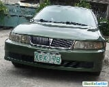 Photo Mitsubishi Lancer Manual 2002
