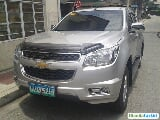 Photo Chevrolet Other Manual 2013