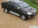 Photo Toyota Hilux Manual 2011